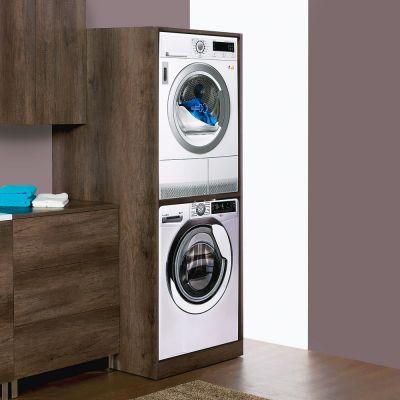 Mobili Per Lavatrici Ad Incasso.Unika Colonna Per Inserimento Lavatrice E Asciugatrice