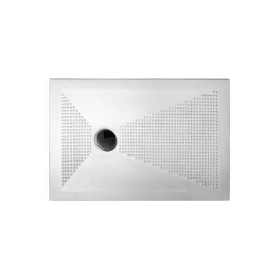 UP -  Piatto doccia SUPER SLIM spessore 3 cm con semisfere cm 70x100