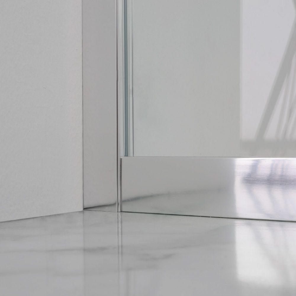 Porta Per Cabina Doccia.Slide Box Doccia Semicircolare Asimmetrico Con Porta Scorrevole