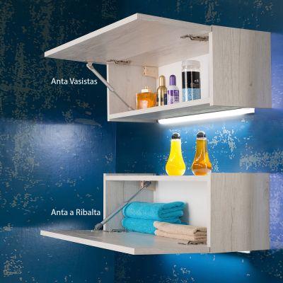 Mobili da bagno mobili bagno online maison plus for Pensili arredo bagno