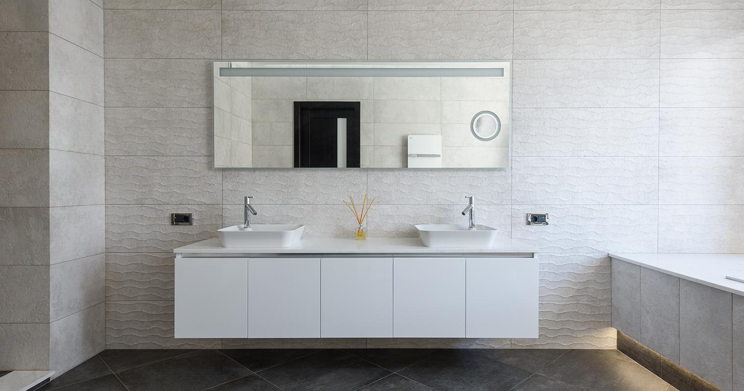 Arredo bagno moderno: 3 consigli di cui non potrai fare a meno