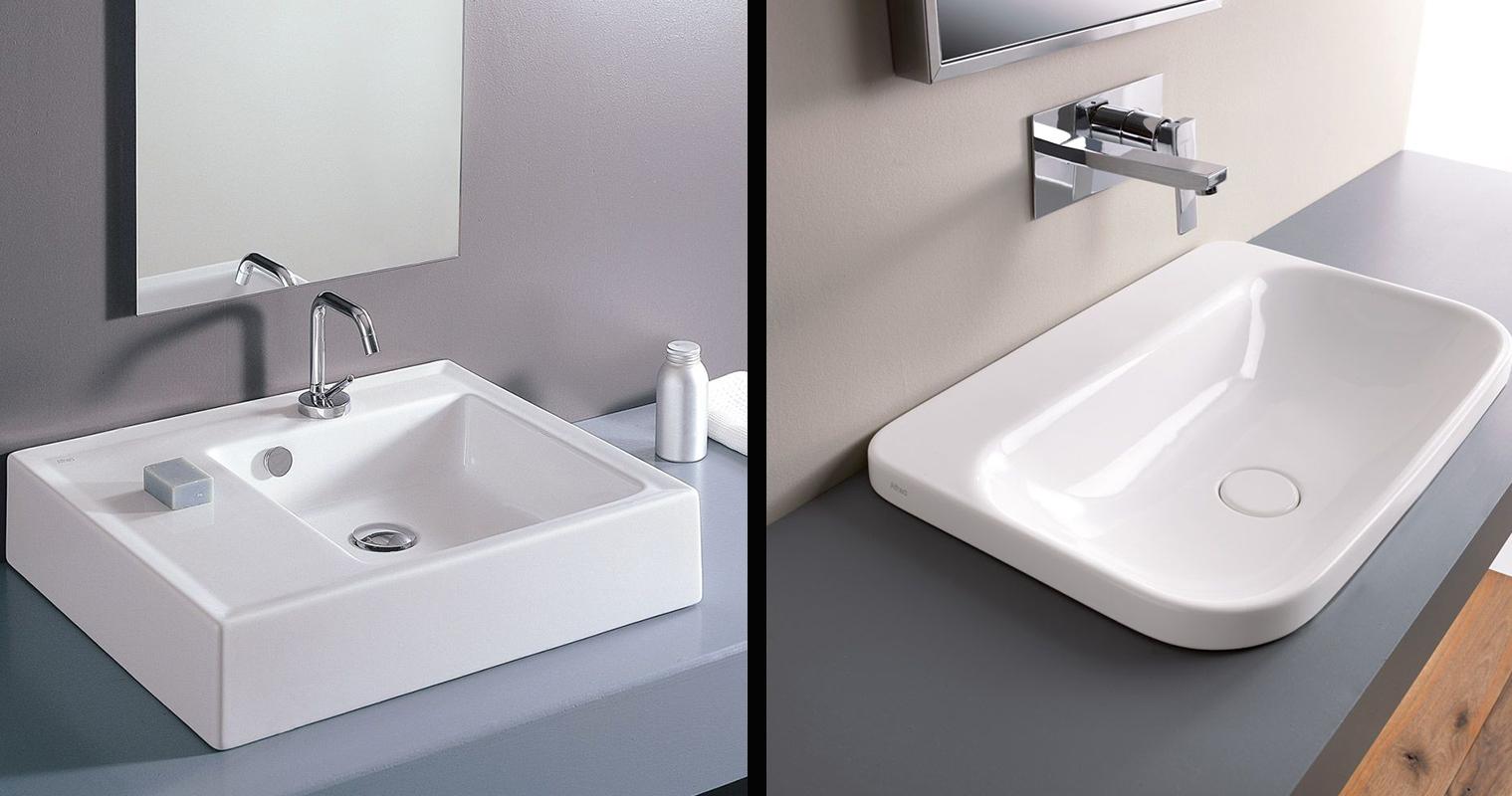 Lavabo bagno, modelli e caratteristiche